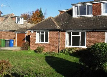 Thumbnail 3 bed detached bungalow to rent in Highway Avenue, Maidenhead, Berkshire