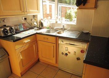 Thumbnail 2 bed semi-detached house to rent in Carron Drive, Werrington, Peterborough