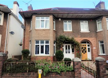 Thumbnail 3 bed semi-detached house for sale in Melrose Avenue, Cardiff