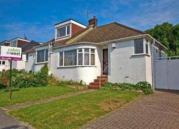 Thumbnail 2 bed semi-detached bungalow for sale in Braeside Avenue, Brighton, East Sussex