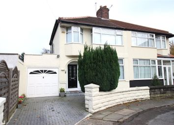 Thumbnail 3 bed semi-detached house for sale in Forest Lawn, Liverpool, Merseyside