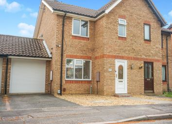 Thumbnail 3 bedroom semi-detached house for sale in Derby Drive, Peterborough