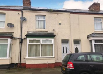 Thumbnail 3 bed terraced house for sale in Ellerburne Street, Thornaby, Stockton-On-Tees