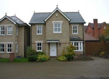 Thumbnail 4 bedroom detached house to rent in George Frost Close, Ipswich