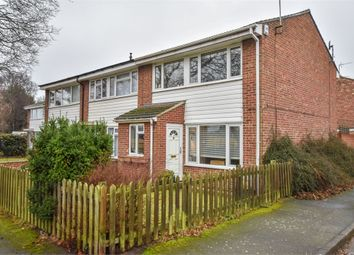 Thumbnail 3 bed end terrace house for sale in Wyndham Close, Colchester, Essex