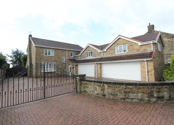 Thumbnail 4 bed detached house to rent in Willow House, Tankersley Lane, Hoyland Common