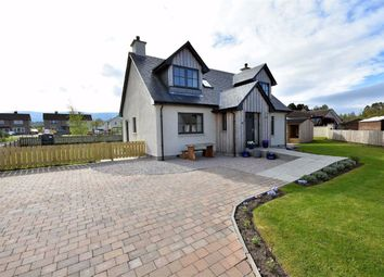 Thumbnail 3 bed detached house for sale in Auchroisk Place, Cromdale, Grantown-On-Spey