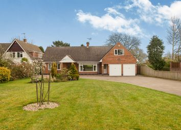 Thumbnail 5 bedroom detached bungalow for sale in Cromwell Lane, Burton Green, Kenilworth