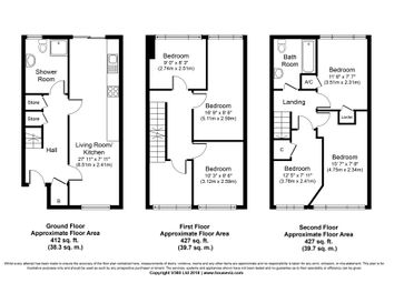 Thumbnail 6 bed shared accommodation to rent in Queens Drive, Guildford
