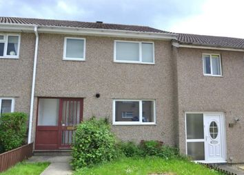 Thumbnail 3 bed terraced house to rent in Jay Close, Suffolk