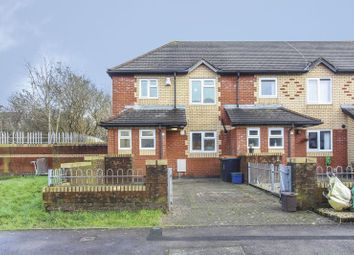 Thumbnail 3 bed end terrace house to rent in Redvers Street, Newport