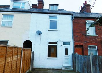 Thumbnail 2 bedroom terraced house for sale in Park Street, Chesterfield, Derbyshire