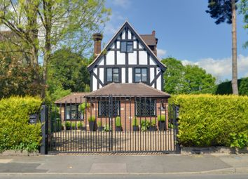Thumbnail 4 bedroom detached house for sale in Birchwood Road, Petts Wood, Orpington