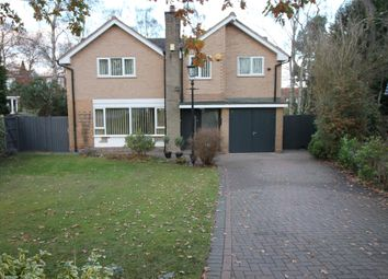 Thumbnail 3 bed detached house for sale in Birch Close, Ravenshead, Nottingham