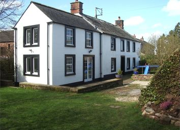 Thumbnail 4 bed semi-detached house for sale in Plumpton, Penrith, Cumbria