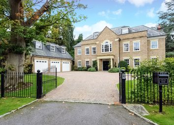 Thumbnail 6 bedroom detached house to rent in Devenish Road, Sunningdale, Ascot