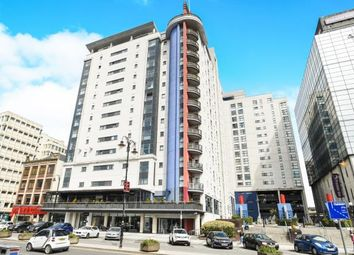 Thumbnail 2 bed flat for sale in Landmark Place, Churchill Way, Cardiff, Caerdydd