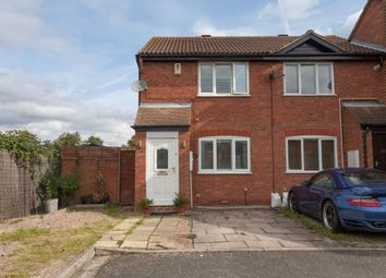 Thumbnail 2 bed terraced house for sale in Firs Close, Mitcham