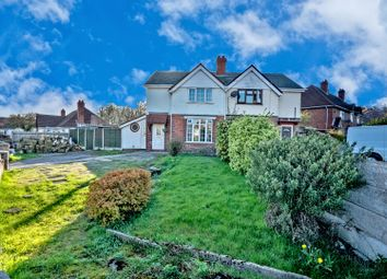 Thumbnail 3 bedroom semi-detached house for sale in Holden Place, Walsall