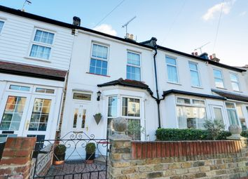 Thumbnail 2 bedroom terraced house for sale in Leighville Grove, Leigh-On-Sea, Essex