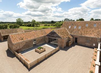 Thumbnail 4 bed barn conversion for sale in Moor Monkton, York, North Yorkshire