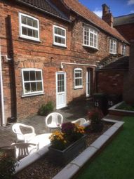 Thumbnail 1 bedroom flat to rent in Northgate, Sleaford