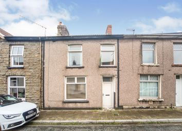 Thumbnail 3 bed terraced house for sale in Edmund Street, Porth