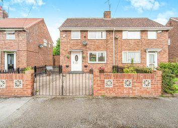 Thumbnail 2 bedroom semi-detached house for sale in Mirfield Grove, Hull