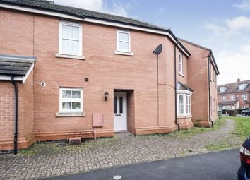 Thumbnail 3 bed detached house for sale in Boughton Road, Corby