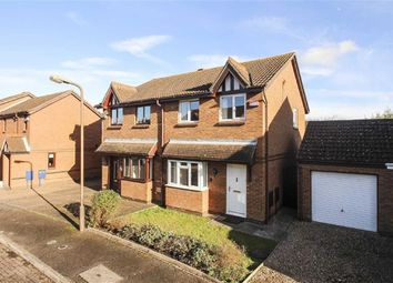 Thumbnail 3 bedroom semi-detached house to rent in Aintree Close, Bletchley, Bletchley