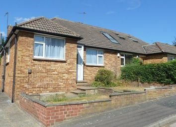Thumbnail 3 bed semi-detached bungalow to rent in Nuffield Road, Hextable, Swanley