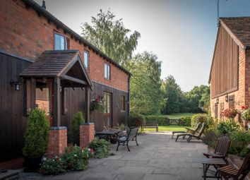 Thumbnail 4 bed barn conversion for sale in Manor Park Farm, Baddesley Clinton, Knowle