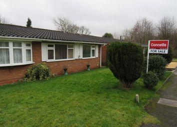 Thumbnail 2 bed semi-detached bungalow for sale in Clover Drive, Quinton, Birmingham