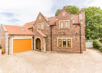 Thumbnail 5 bed detached house for sale in Stone Gate House, 18A Doncaster Road, Braithwell, Doncaster, South Yorkshire