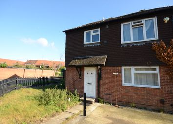 Thumbnail 2 bed maisonette to rent in Willow Tree Glade, Calcot, Reading