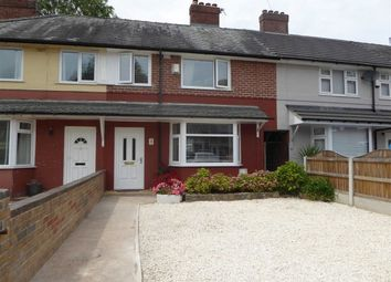Thumbnail 3 bed terraced house for sale in Pentwyn Grove, Wythenshawe, Manchester