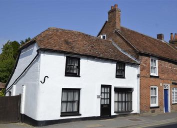 Thumbnail 2 bed end terrace house for sale in Swan Street, Kingsclere, Berkshire