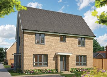 """3 bed detached house for sale in """"The Spruce"""" at Fields Road, Wootton, Bedford MK43"""