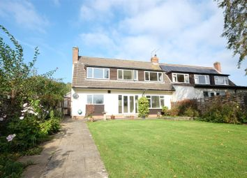 Thumbnail 3 bed semi-detached house for sale in Clevedon Road, Weston-In-Gordano, Bristol