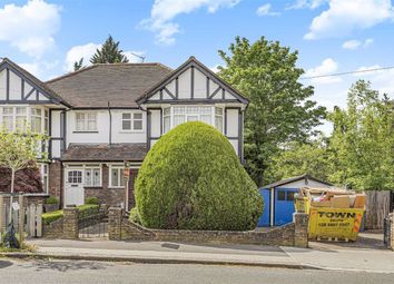 3 bed semi-detached house for sale in Longland Drive, London N20