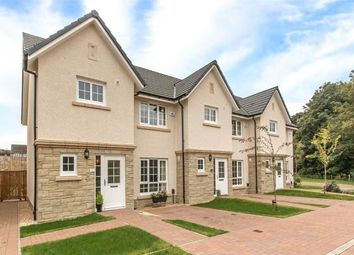 Thumbnail 3 bed end terrace house for sale in Christie Road, Currie, Midlothian