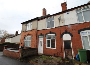 Thumbnail 2 bedroom terraced house to rent in Dudley Wood Road, Dudley