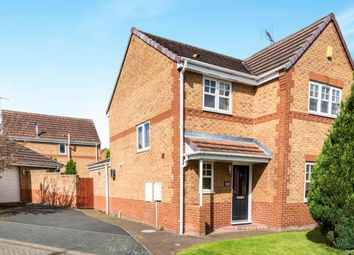 Thumbnail 3 bed detached house for sale in Coleridge Grove, Widnes, Cheshire, Tbc