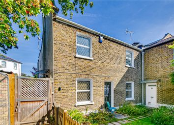 Thumbnail End terrace house for sale in Castelnau Row, Barnes, London