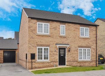 Thumbnail 4 bed detached house to rent in Meadow Lane, Auckley, Doncaster