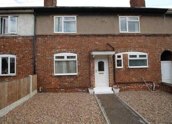 Thumbnail 3 bed terraced house for sale in New Street, Carcroft, Doncaster