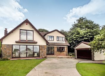 Thumbnail 5 bed detached house for sale in Daphne Close, Rhyddings, Neath, Neath Port Talbot.
