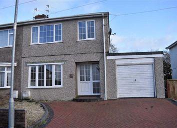 Thumbnail 3 bed semi-detached house for sale in Dythel Park, Pen-Y-Mynydd, Llanelli