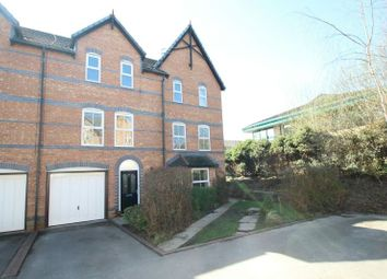 Thumbnail 3 bed town house for sale in Elmlea, Altrincham