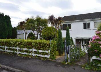 Thumbnail 3 bed end terrace house for sale in Druids Close, Norton, Mumbles Swansea